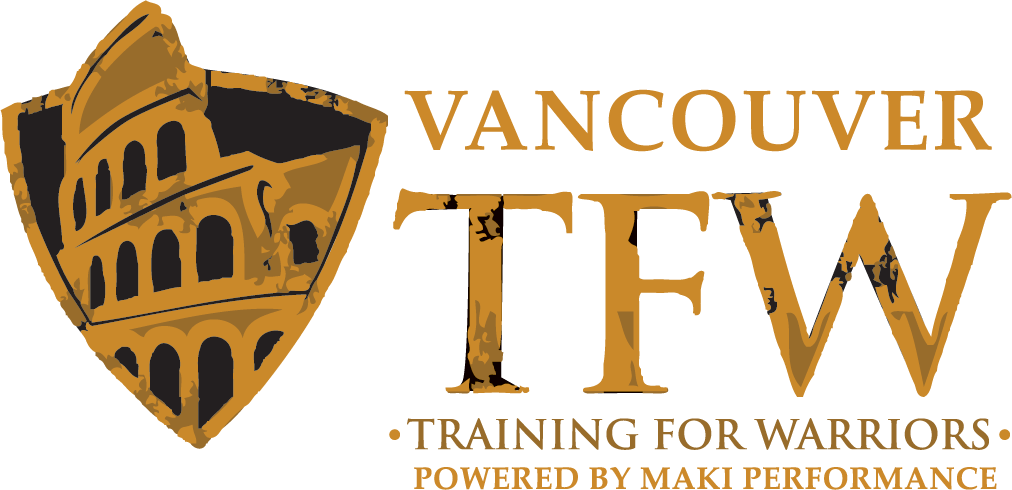 Vancouver TFW - Training For Warriors. Powered by Maki Performance.